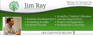 Jim Ray Consulting Services original Facebook header