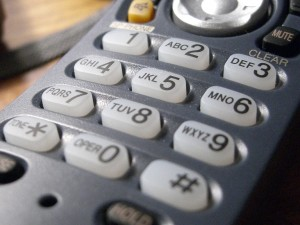 Don't Forget to Test Your Telephone Tracking Numbers